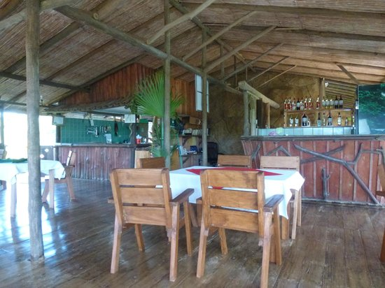 Pedacito de Cielo: Restaurant