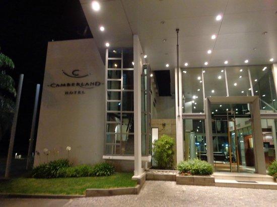 Hotel Camberland : Entrada