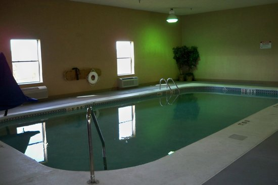 Quality Inn & Suites: Heated indoor pool