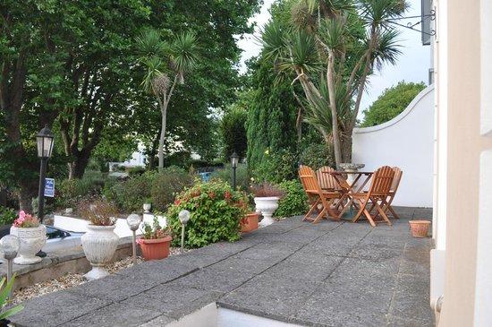 Melba House Hotel : Sun Terrace