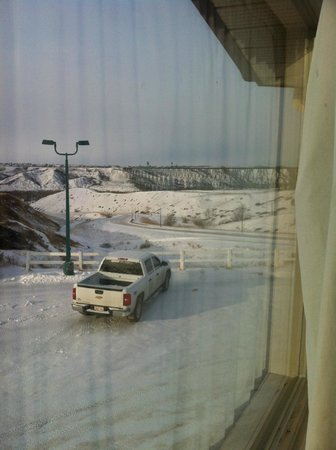 Days Inn - Lethbridge: Room with a view