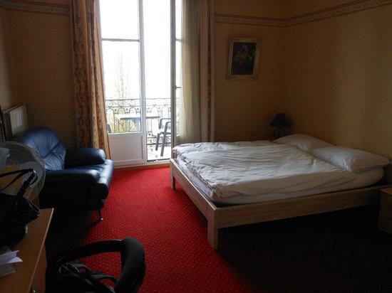 Hotel Splendid : camera