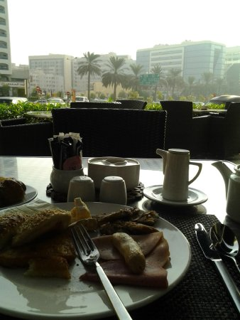 J5 Rimal : A Scrumptious Breakfeast