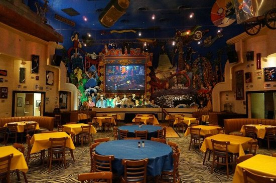Planet Hollywood Myrtle Beach United States South Carolina