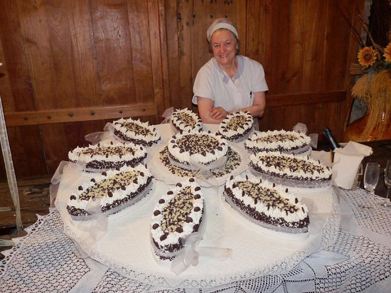 Le Torte Di Marghe Picture Of Ristorante Cascina Lorenza Chieve