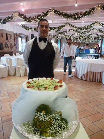 Wedding Cake Di Marghe Picture Of Ristorante Cascina Lorenza