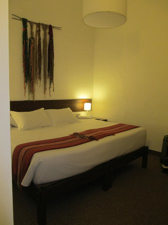 Tierra Viva Cusco Plaza : Bedroom