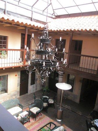 Tierra Viva Cusco Plaza : Atrium