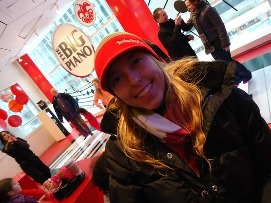The Big Piano - Fao Schwarz - NYC