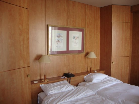 Best Western Hotel Ronceray Opera : Quarto324