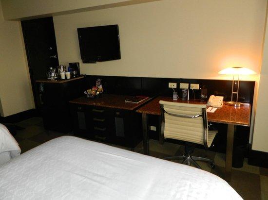 Sheraton Grand Panama: habitación