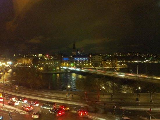 Sheraton Stockholm Hotel: Stockholm by night