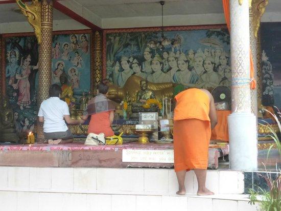 Big Buddha Temple (Wat Phra Yai) : Temple