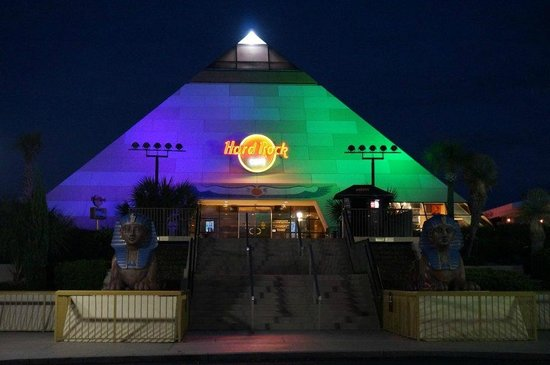 Hard Rock Cafe Myrtle
