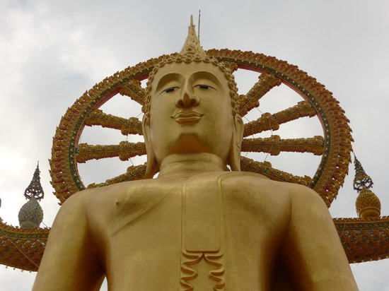 Big Buddha Temple (Wat Phra Yai) : Buddha