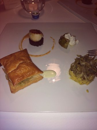 Ristorante 19/60: My first dish