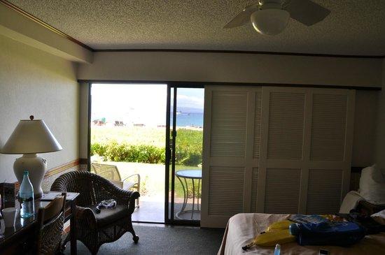 Kaanapali Beach Hotel : Номер