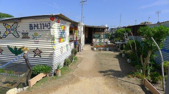 Grootbos Garden Lodge: Township