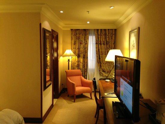 InterContinental Madrid: стандартная комната