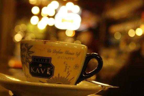 Hotel Lovera Palace : une bonne tasse de chocolat chez Arione