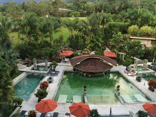 The Royal Corin Thermal Water Spa & Resort : View from 409