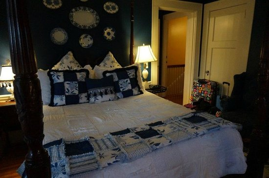 "Pettigru Place Bed and Breakfast: Unser tolles Zimmer ""Rosamunde"""