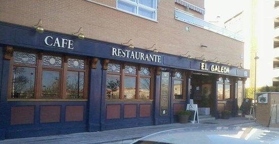 restaurante el galeon
