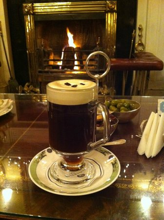 Enjoyable afternoon at The Merrion Hotel bar