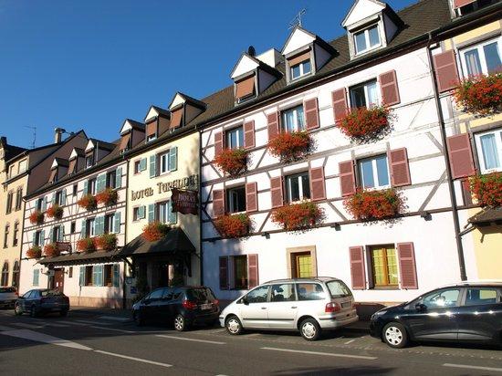 Hotel Turenne : Hôtel Turenne, magnifique façade