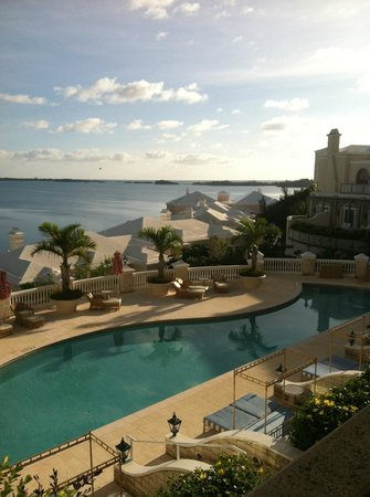 Rosewood Tucker's Point : View from room 212