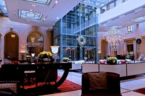 Palais Hansen Kempinski Vienna: Lobby