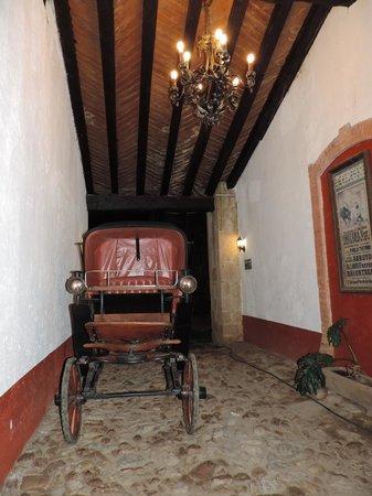 Hacienda de la Luz Boutique & Mountain Park Resort: Entrada al hotel