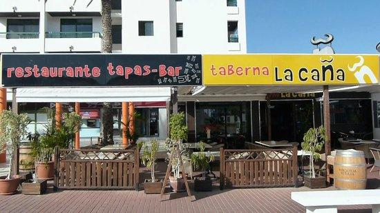 Taberna La Caña : View of Restaurant