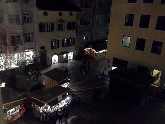 Hotel Figl: dalla finestra