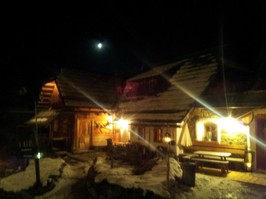 Almdorf Seinerzeit - World Peace Eco Resort: reception e gasthaus