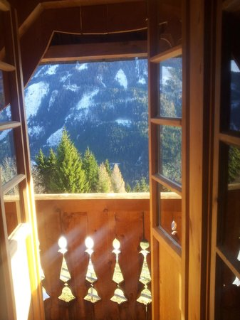 Almdorf Seinerzeit - World Peace Eco Resort: altro panorama