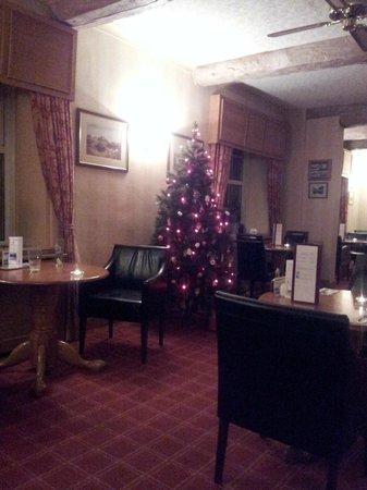 BEST WESTERN PLUS Castle Inn Hotel: Lakers Bar dining area