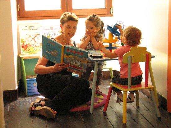 Carottes et Gingembre : Le coin enfants