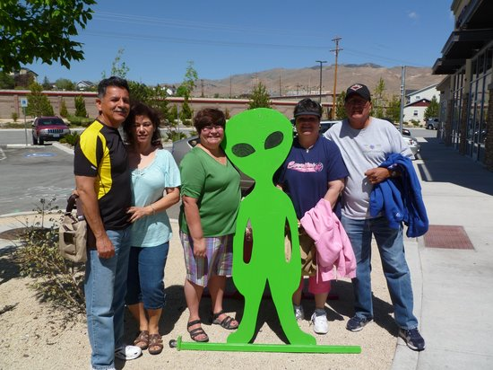 Squeeze In - Sparks NV: Family Fun at the Squeeze