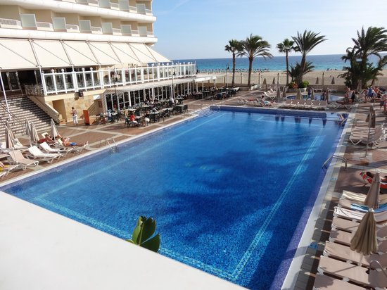 ClubHotel Riu Oliva Beach Resort: Photo da la piscine et plage