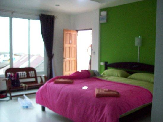 Korakod Guest House: Bedroom
