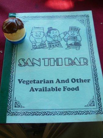 San Thi Dar Restaurant : Avatar & Menu