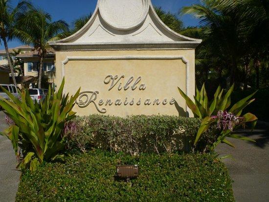 Villa Renaissance: Resort