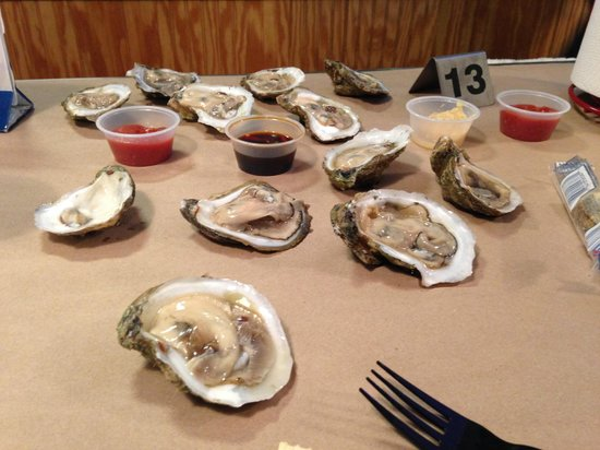 I Got Your Crabs Shellfish Market and Oyster Bar: Oysters