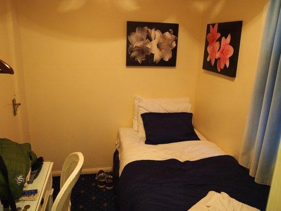 Blades Hotel : Single Room
