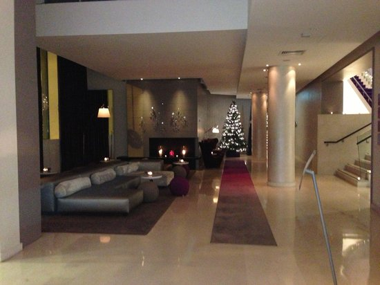 The Morrison, a DoubleTree by Hilton Hotel: Reception