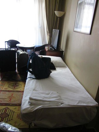 Vardar Palace Hotel : Small extra bed