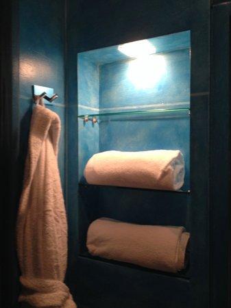 Hotel Sanpi Milano: Towels choice