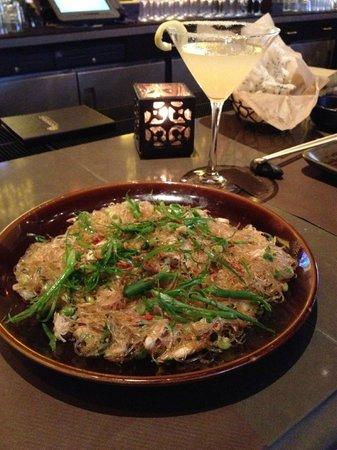 RockSugar Pan Asian Kitchen : Great Adult Beverages!!