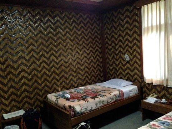 Ruby True Hotel : Inside the bungalow